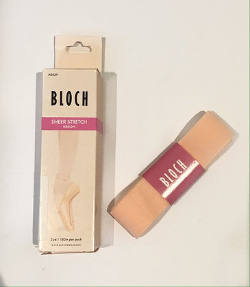 Ruban Sheer Stretch BLOCH A0529