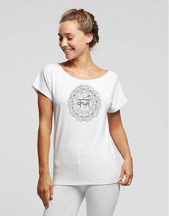 T-shirt TEMPS DANSE AVA SANSKRIT