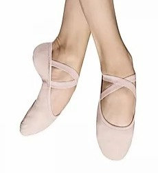 DEMI-POINTES BLOCH PERFORMA S0284L ROSE