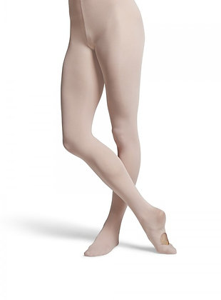 Collant convertible BLOCH T0982L Rose Ballet