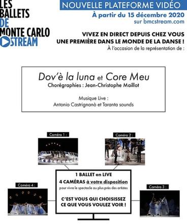 """""""Dov'é la Luna & Core Meu"""" chez vous !"""