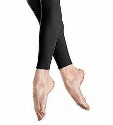 Collant sans pieds BLOCH T0940L Noir