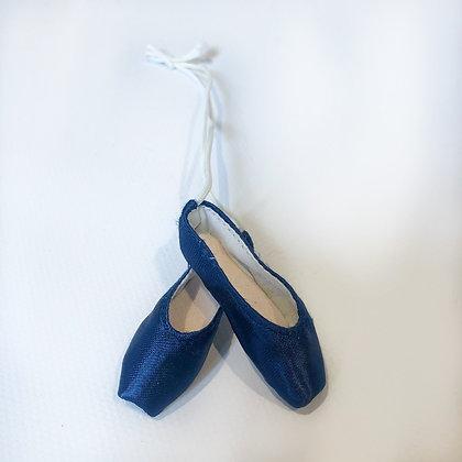 Bijou de sac mini pointes GRISHKO Bleu