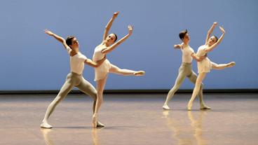 Classes en scène au palais Garnier