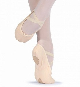 DEMI-POINTE BLOCH LEO LS2305G ROSE