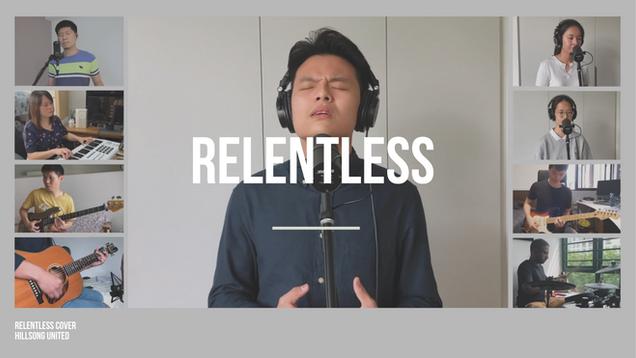 Relentless - Hillsong United - Cover