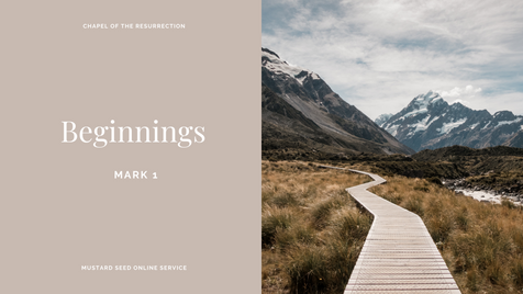 MSS: Beginnings (Mark 1) - 12 July 2020