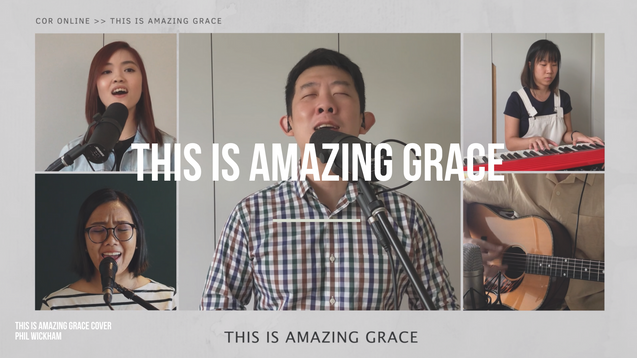 This is Amazing Grace - Phil Wickham - Cover