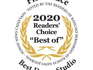 BEST DANCE STUDIO 2021- Nominated AGAIN! PLEASE VOTE FOR US!
