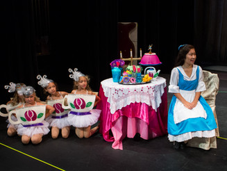 """Photos from the 2014 Production of """"Beauty and the Beast"""""""