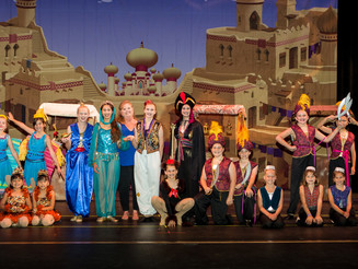 'Aladdin' an Amazing Success!