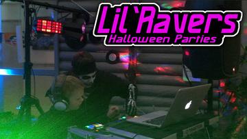 school disco kids entertainers dj parties central coast halloween entertainment children.png
