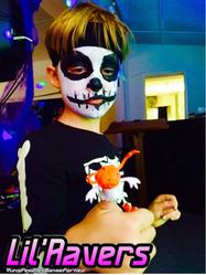 Kids party entertainment central coast halloween hire dj school disco djs.png