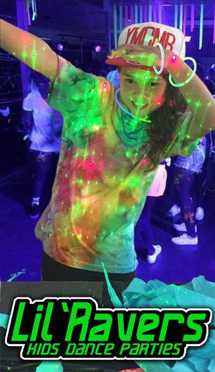 Children kids disco parties entertainment central coast dj.png