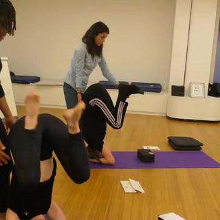 Atelier Coaching de la confiance en soi et Yoga