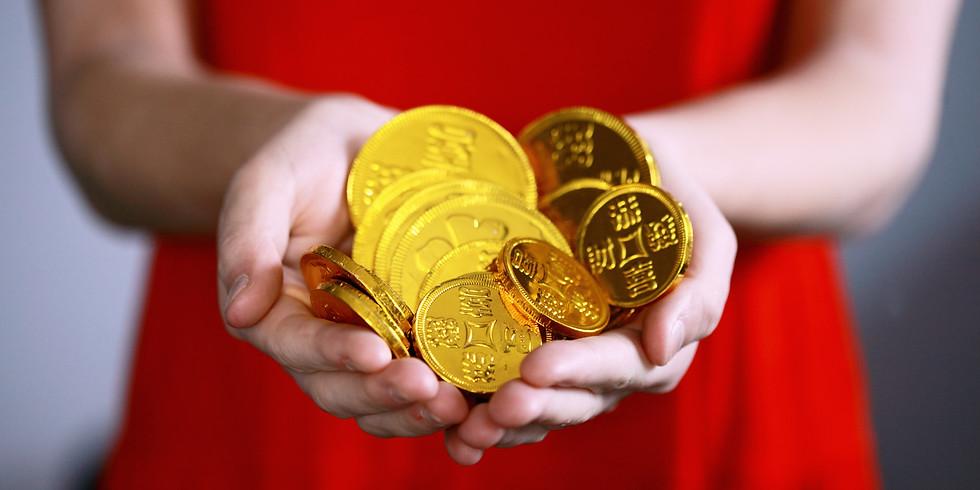 Atelier : Dépasser son frein financier pour se lancer dans ses projets !