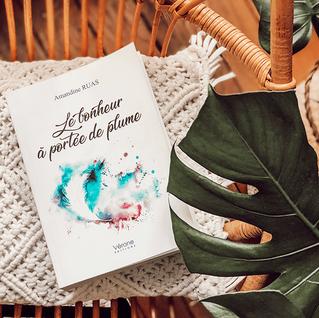 Le blog CarolinetheCity recommande le Bonheur à Portée de Plume !