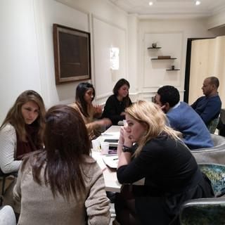 Atelier du 22/01/2020 : Se motiver et Avancer dans ses projets !