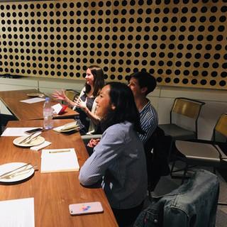 """Conférence-coaching """"Se motiver et réussir"""" pour BloomHer, chez WeWork"""
