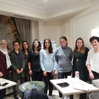 Atelier Se motiver pour réaliser ses projets - Novembre 2019