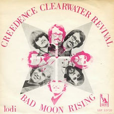 CCR Bad Moon Rising Norway