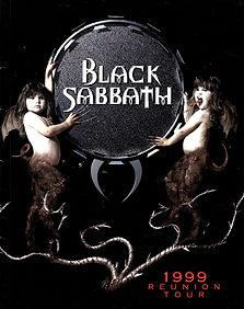 Black Sabbath Tour Programme Gallery