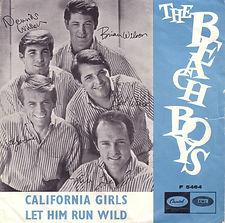 Beach Boys California Girls Sweden