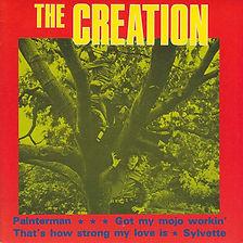 The Creation EP France
