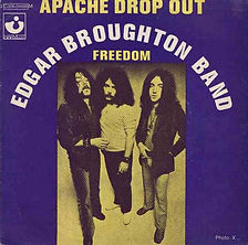Edgar Broughton Band Apache Drop Out France
