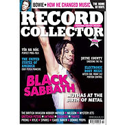 Black Sabbath - Record Collector #450- 2016