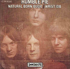 Humble Pie Natural Born Bugie Denmark