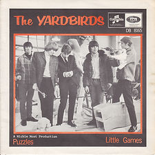 Yardbirds Little Games Sweden