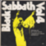 Black Sabbath - Snowblind / St.Vitus Dance / Tomorrow's Dream / Supernaut - Thailand - LBT 145 - 197? - Front