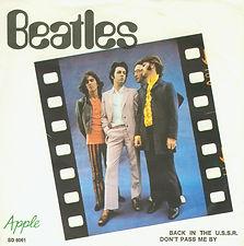 Beatles Back In The U.S.S.R. Norway