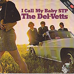 The Del-Vetts I Call My Baby STP / That's The Way It Is  Dunwich D-142 - USA EX-/EX- (no sticker) €70