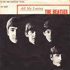 Beatles All My Loving Norway