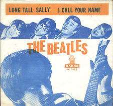 Beatles ILong Tall Sally Norway