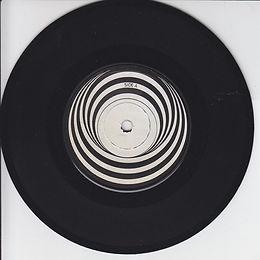 Black Sabbath - Paranoid / The Wizard - South Africa - Vertigo TOS 749 - 1970
