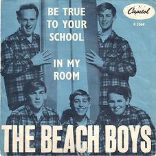 Beach Boys Be True To Your School Sweden