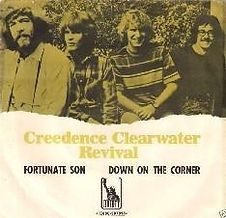 CCR Down On The Corner Sweden