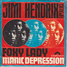Jimi Hendrix Foxy Lady Norway