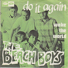 Beach Boys Do It Again Norway