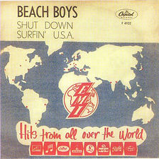 Beach Boys Surfin' USA Denmark