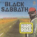 Black Sabbath - Hard Road / Symptom Of The Univers - Germany - Vertigo 6079104- 1979