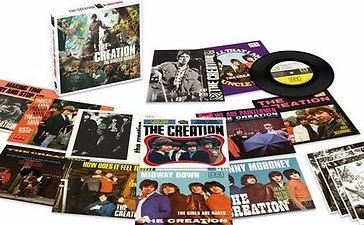 Creation The Singles Box Set UK