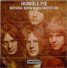 Humble Pie Natural Born Bugie Italy