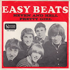 Easybeats Heaven and Hell Norway