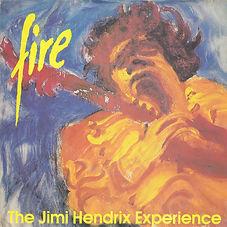 Jimi Hendrix Fire
