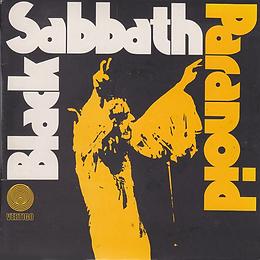Black Sabbath - Paranoid / Black Sabbath / Tomorrow's Dream / Changes - Australia - Vertigo 6276 009- 1973