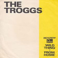 Troggs Wild Thing Norway